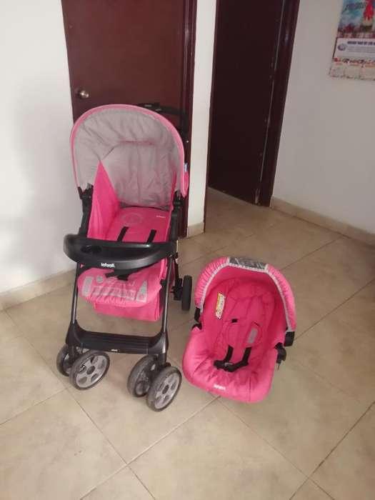 Coche Infanti para Bebe