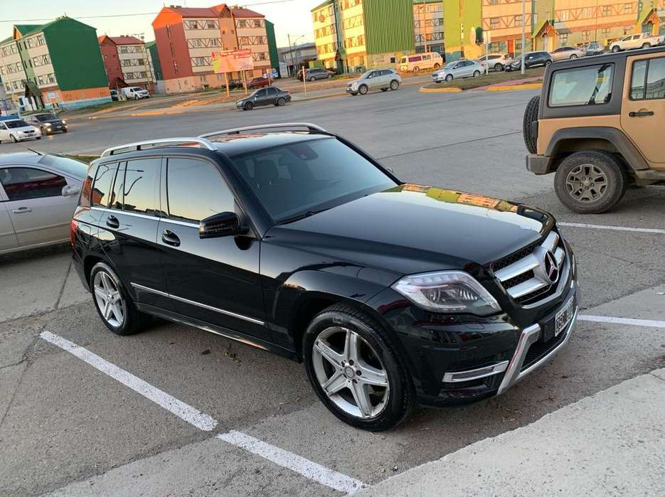 <strong>mercedes-benz</strong> Clase GLK 2014 - 57000 km