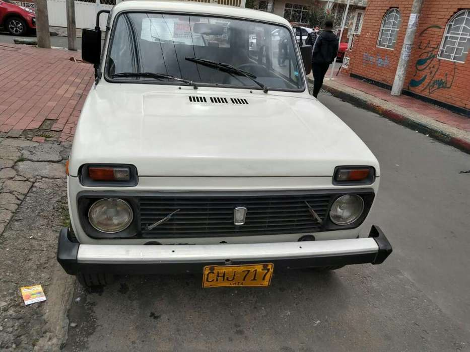 <strong>lada</strong> Niva 1992 - 1 km