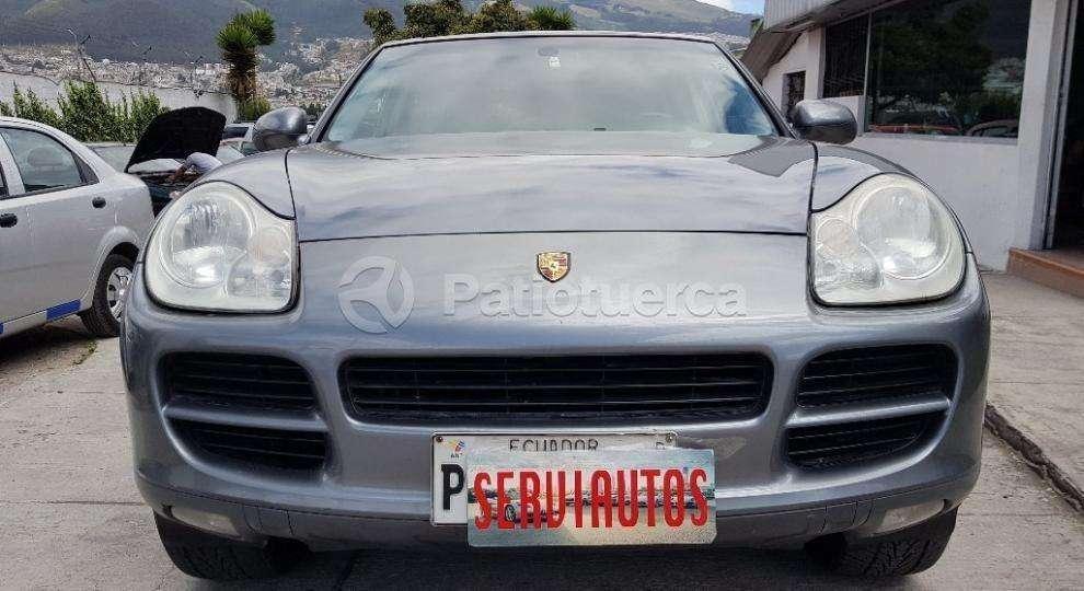 Porsche Cayenne 2006 - 86000 km