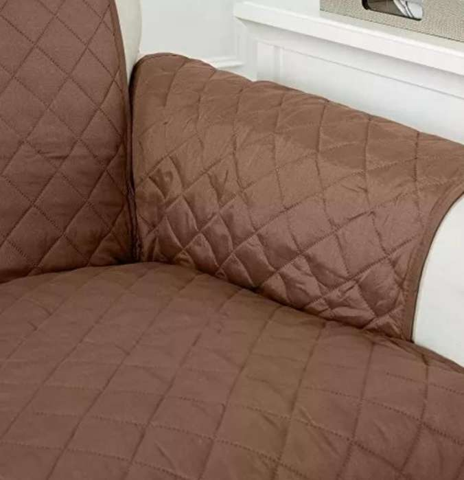 Protector Sofa 1 Puesto Doble Faz