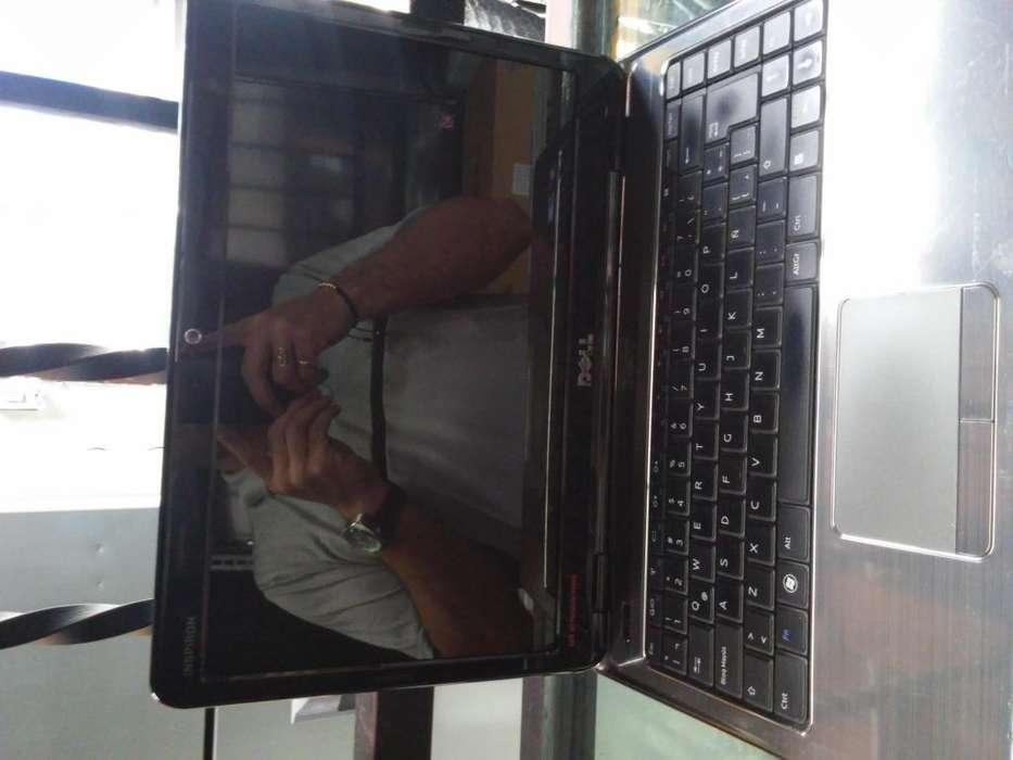pc portatil dell corei 3 c/c cargador 500gb -4 ram 3 meses de garantia