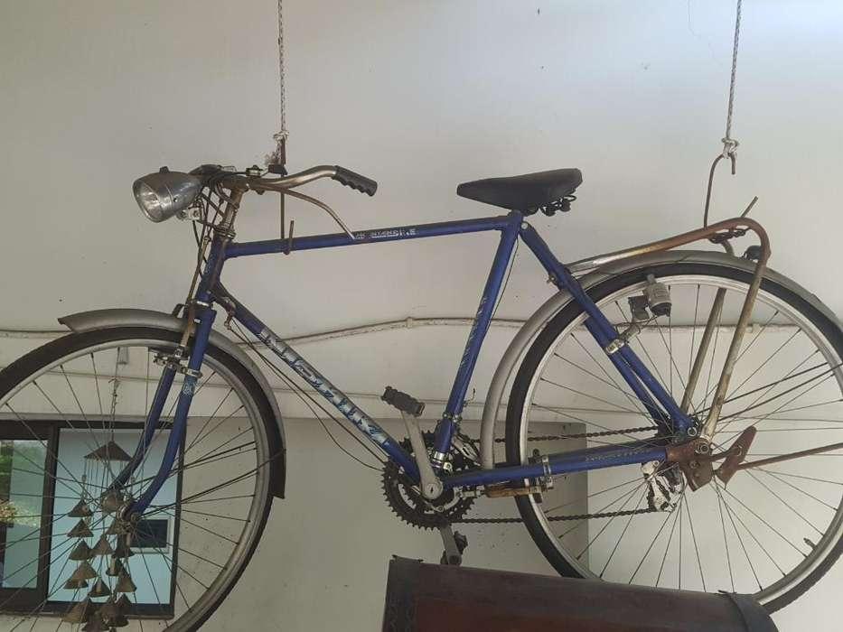 Bicicleta Tipo Antigua para Restaurar