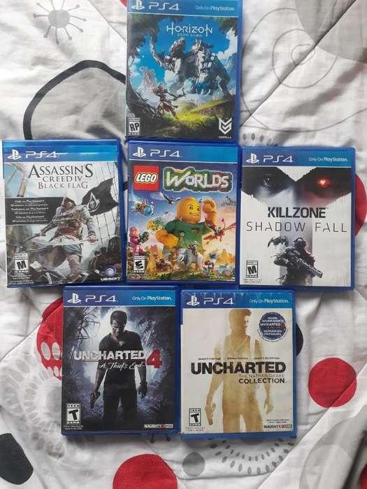 Se Vende Playstation 4 (500 Gb)