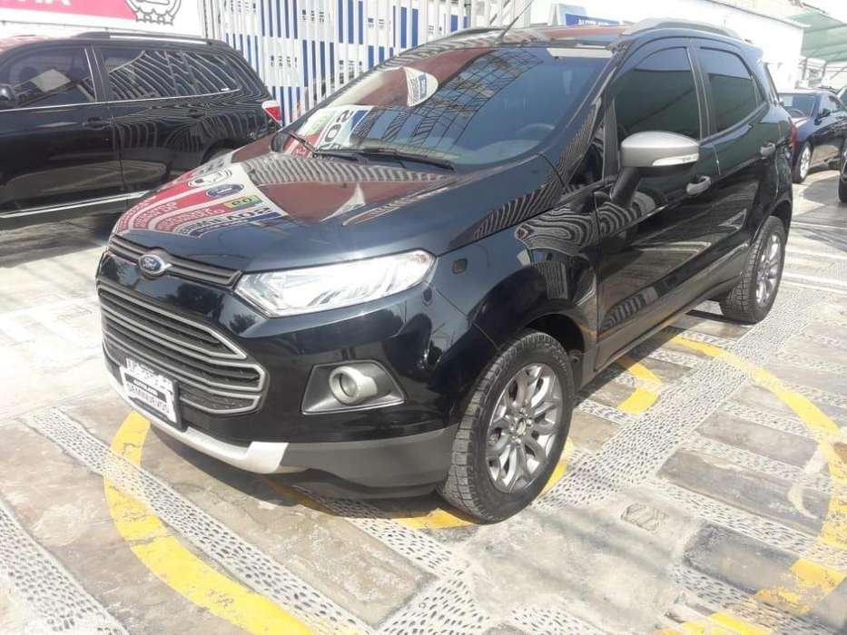 <strong>ford</strong> Ecosport 2013 - 63100 km