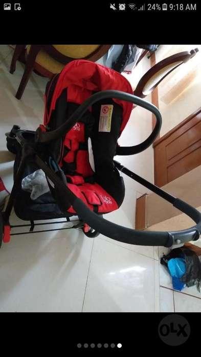 <strong>coche</strong> de Bebé con Asiento de Auto
