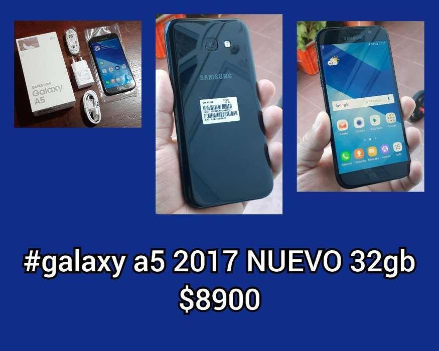 Galaxy A5 2017 Nuevo a Estrenar