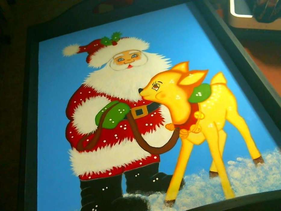 <strong>bandeja</strong>s navideñas