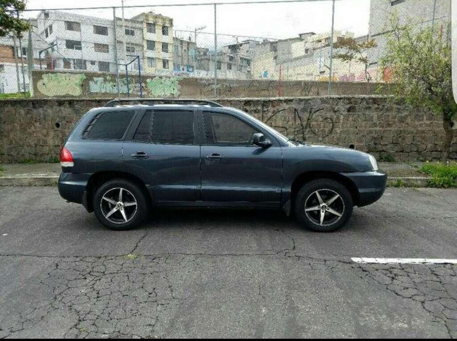 Hyundai Santa Fe 2006 - 199000 km