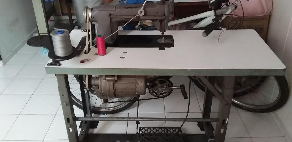 Maquina de Tapiceria