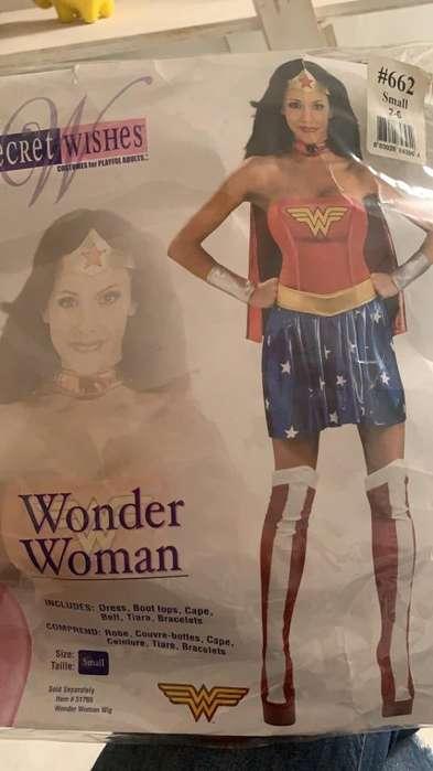 Disfraz de Mujer Maravilla!