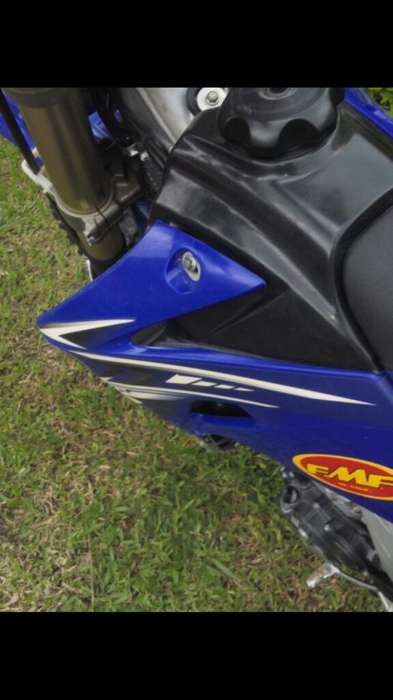 Vendo Yamaha Wr 450, Impecable
