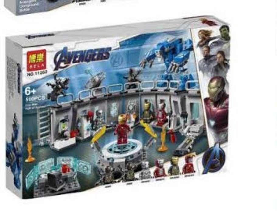 Avengers Endgame Lego Bela
