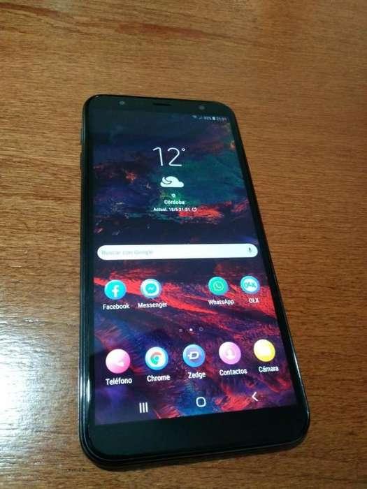 Samsung J6 Plus. Leer Bien