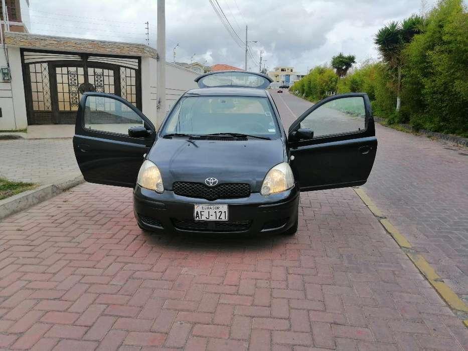 Toyota Yaris 2006 - 26000 km