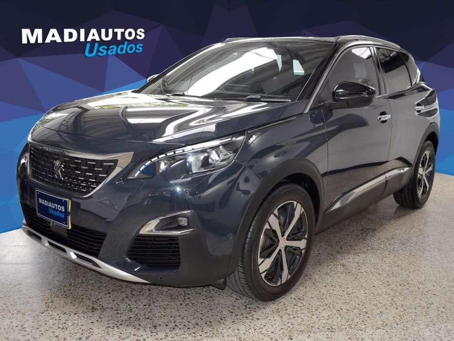 Peugeot 3008 2018 - 11431 km