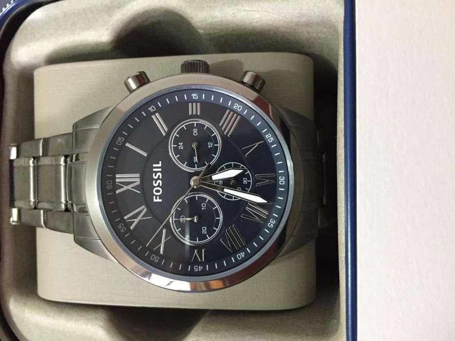 97e9843ce9ec Remato relojes Fossil hombre nuevos originales con certificado de garantia