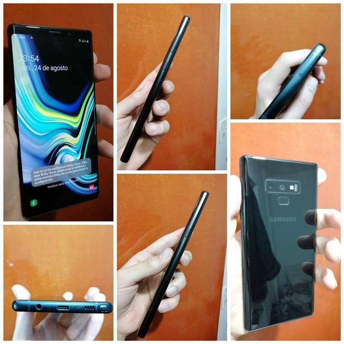 Vendo Hermoso Samsung Note 9