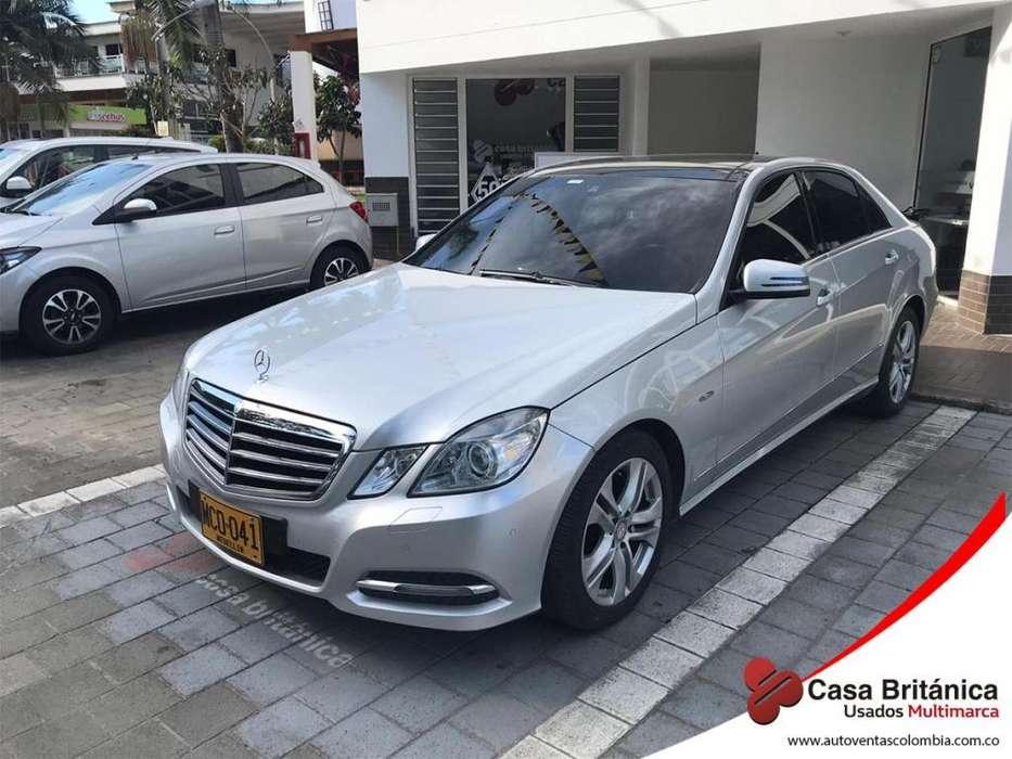 Mercedes-Benz Clase E 2012 - 46335 km