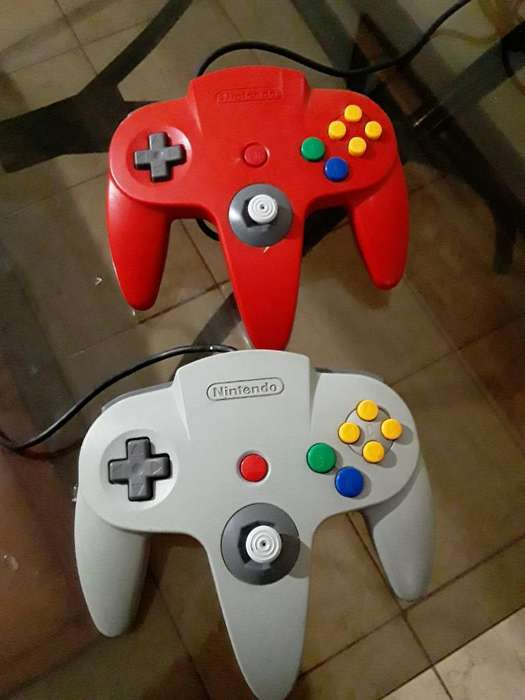 Nintendo 64 Super Snes Nes Wii Gba