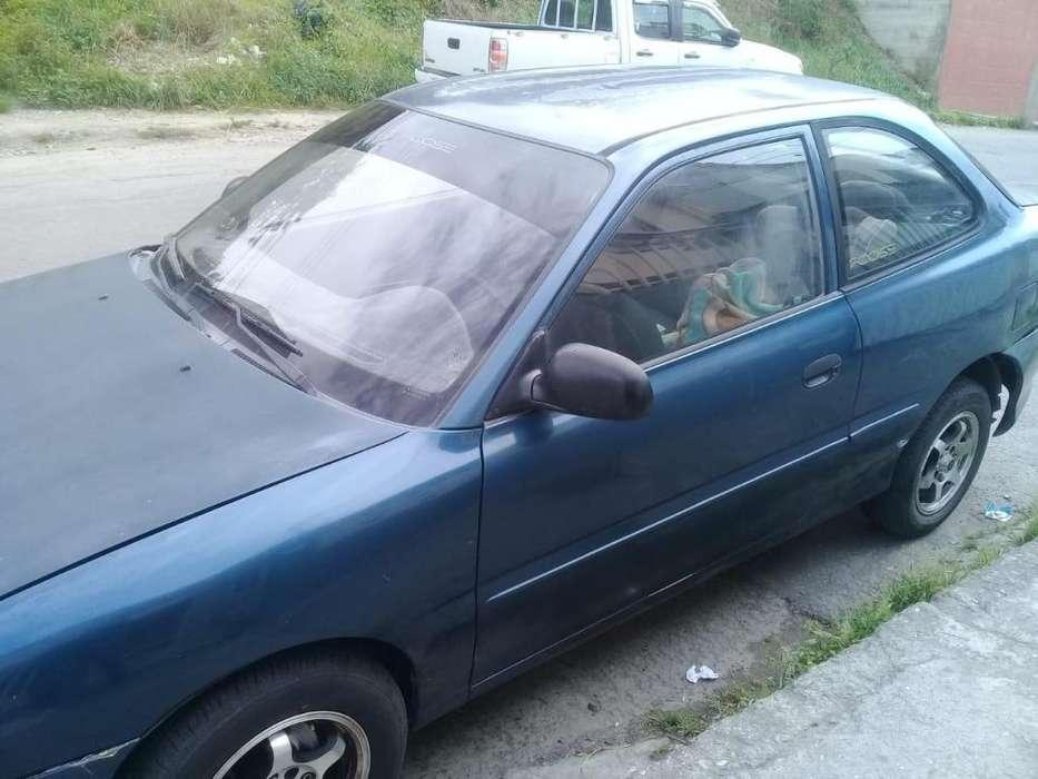 Hyundai Accent 1998 - 180000 km