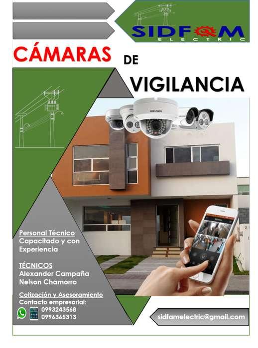 VENTA E INSTALACION DE CAMARAS DE <strong>video</strong> Y VIGILANCIA CCTV