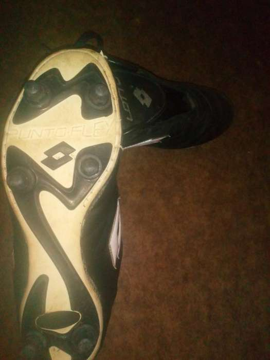 Botines Rugby Talle 43