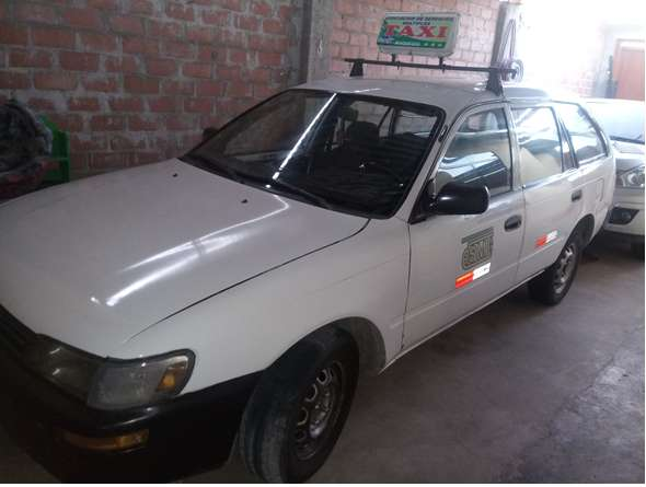 Toyota Corolla S 1997 - 1000 km