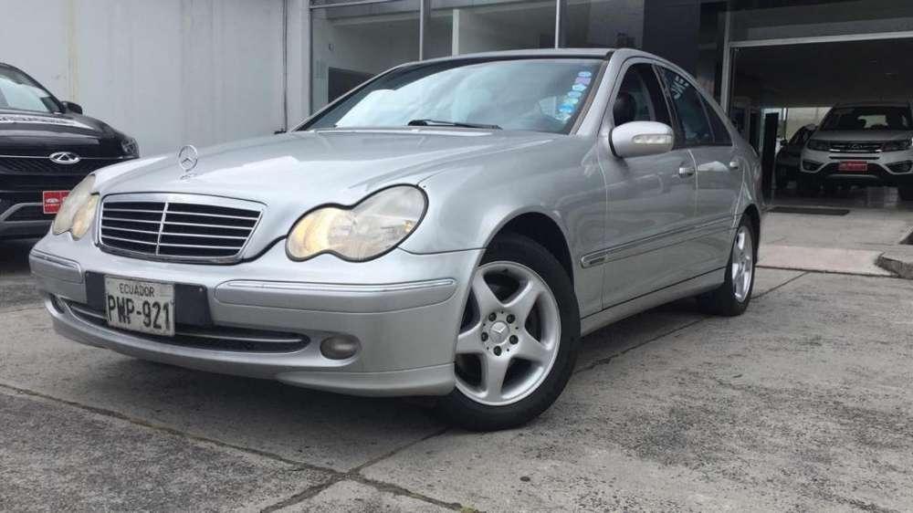 Mercedes-Benz Clase C 2001 - 171000 km