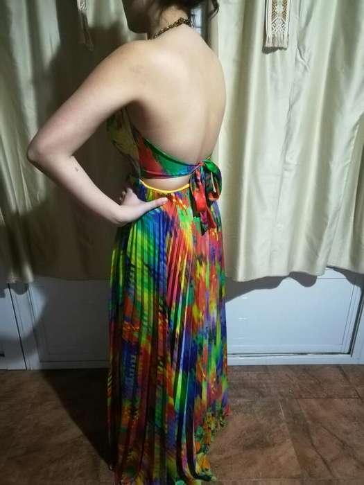 Vestido de Fiesta - Egreso