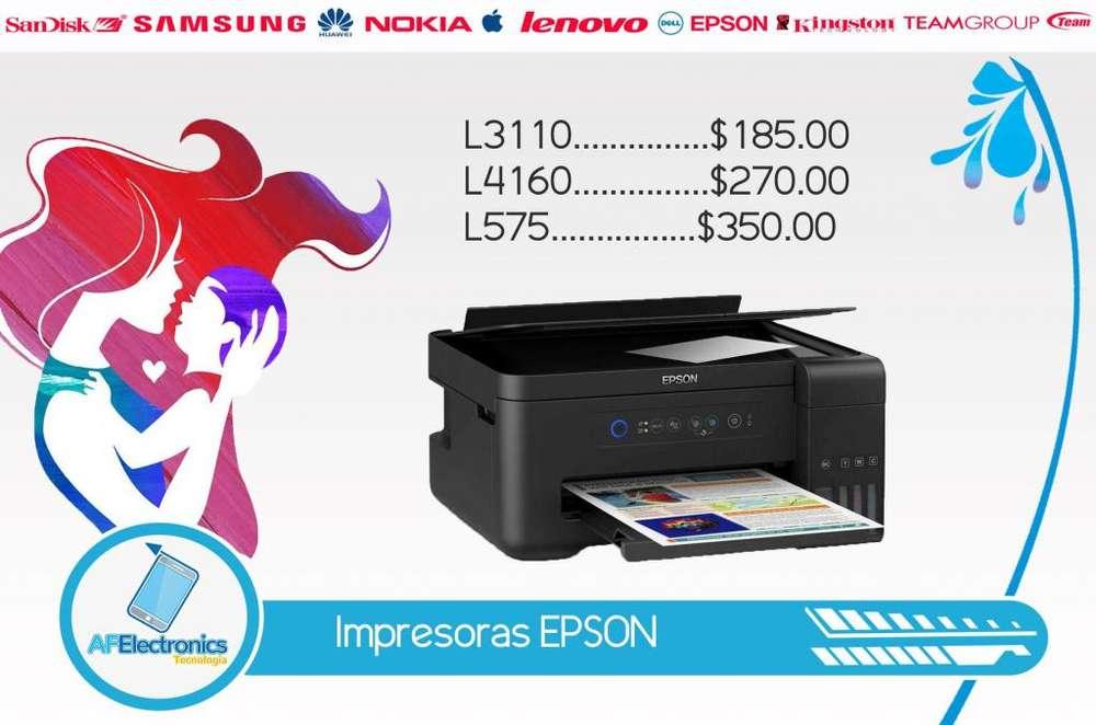 Epson L3110** L4160**L575 Multifuncion
