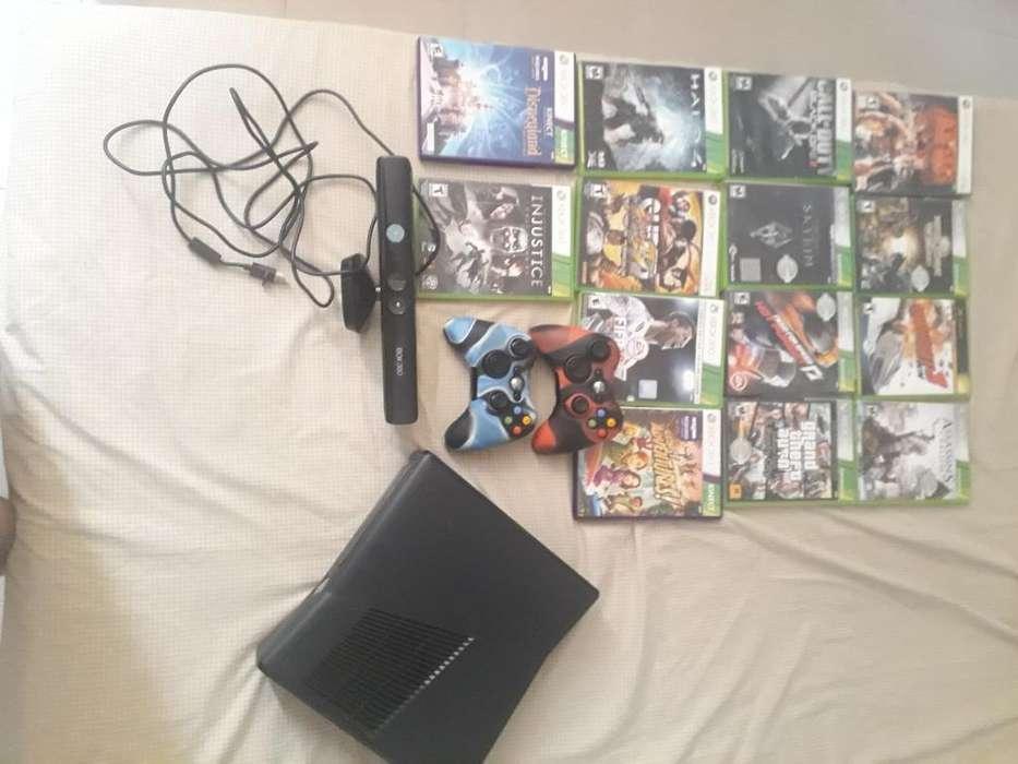 Xbox 360 en Muy Buen Estado