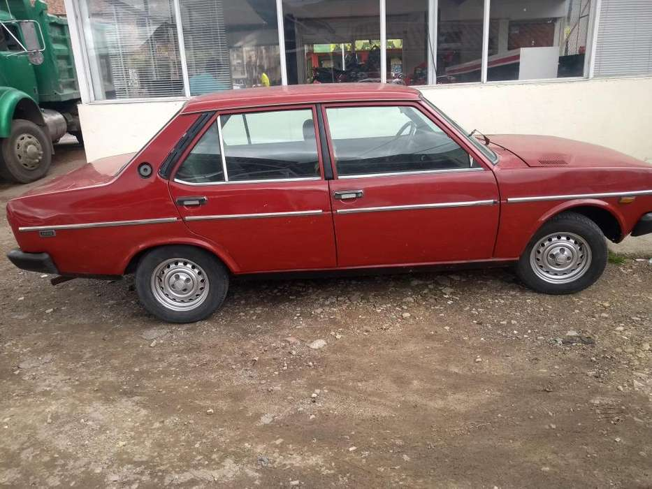 Fiat Mirafiori 1982 - 50000 km