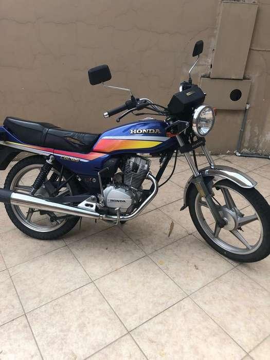 Moto <strong>honda</strong> Cgl 125