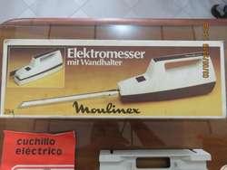 VENDO Cuchillo eléctrico antiguo funcionando