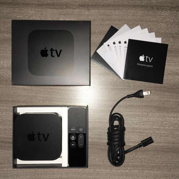 Apple TV 4ta Generación 32 Gigas PERFECTO ESTADO