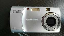 Cámara Digital Olympus D540