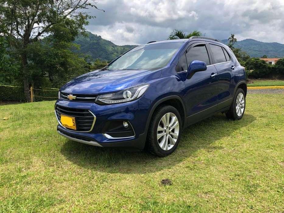 Chevrolet Tracker 2017 - 27827 km