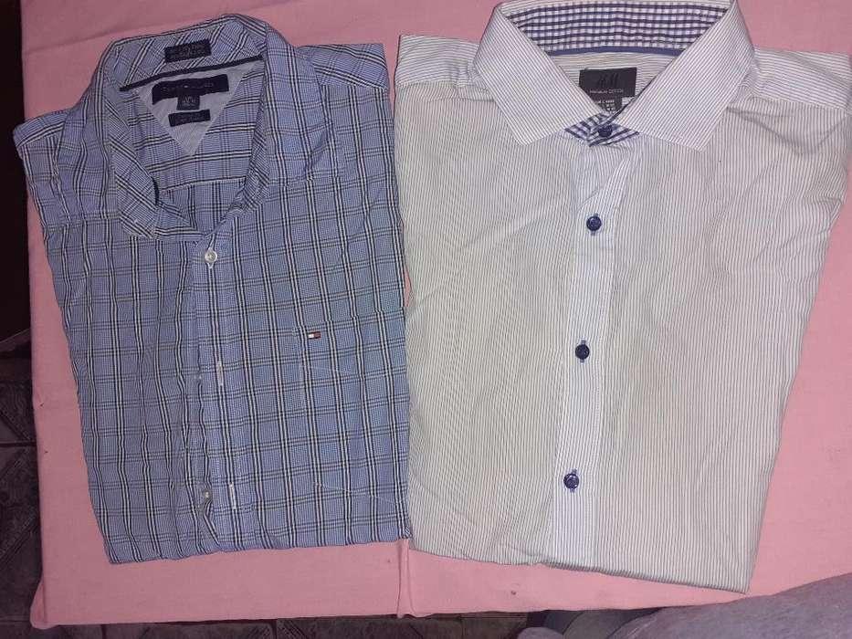 Vendo 2 Camisa