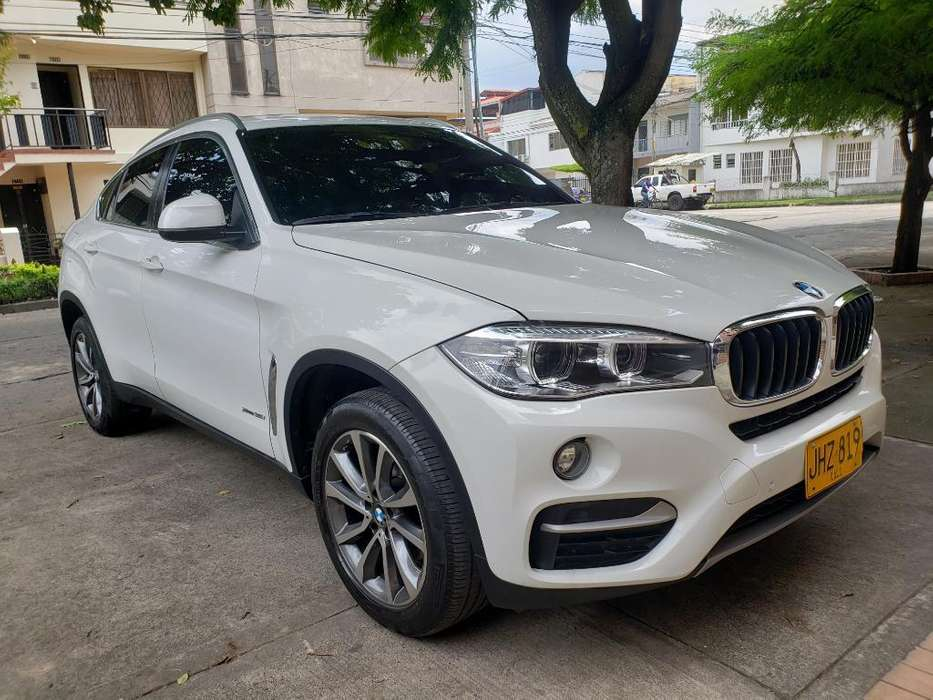 <strong>bmw</strong> X6 2017 - 25000 km