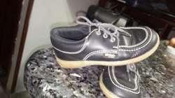 Zapato Niño Colegio Usado T28en 20 Mil