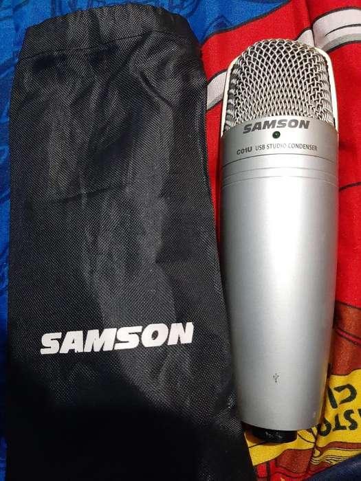 Microfono de Studio Profesional
