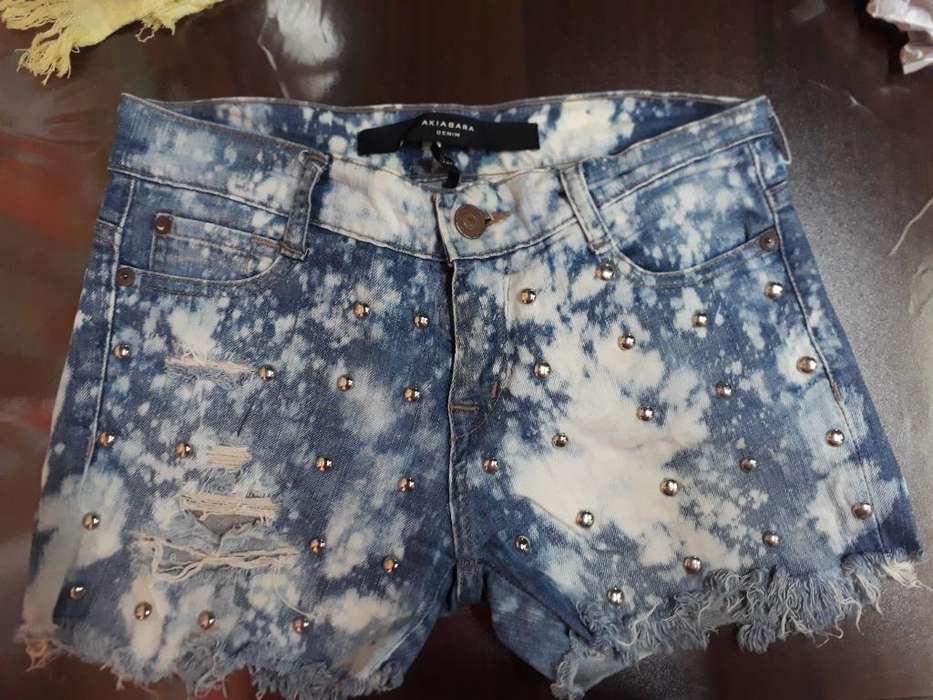 Short de Jeans