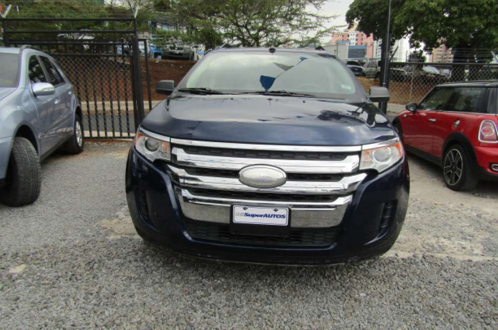 Ford Edge  2012 - 116179 km