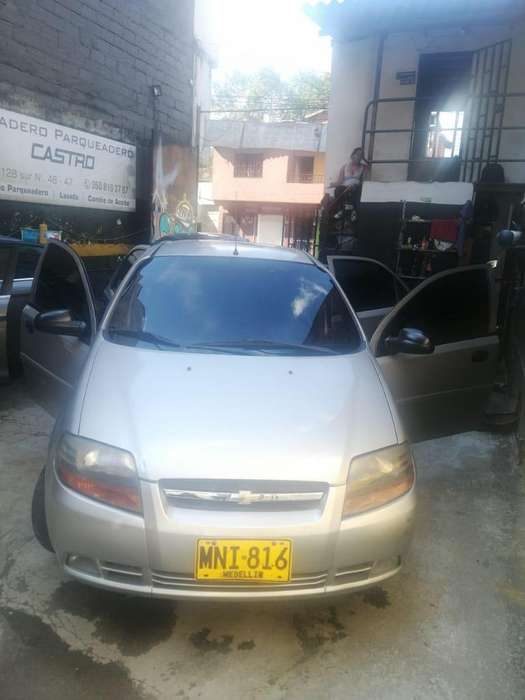 Chevrolet Aveo 2006 - 160000 km