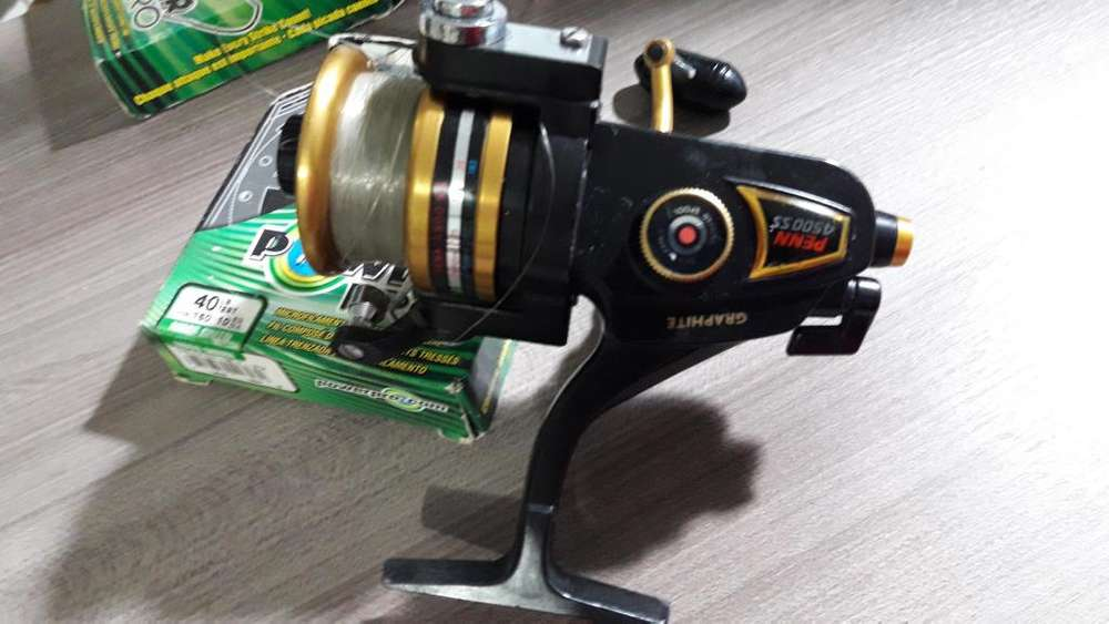 Carrete De Pesca Penn 4500 Ss Ratio 4.6:1