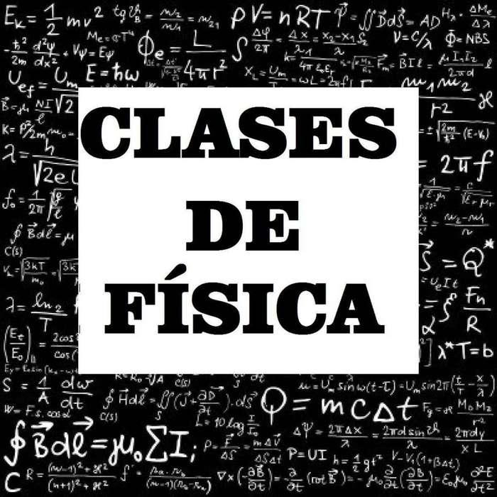 Clase de Fisica y Matematicas