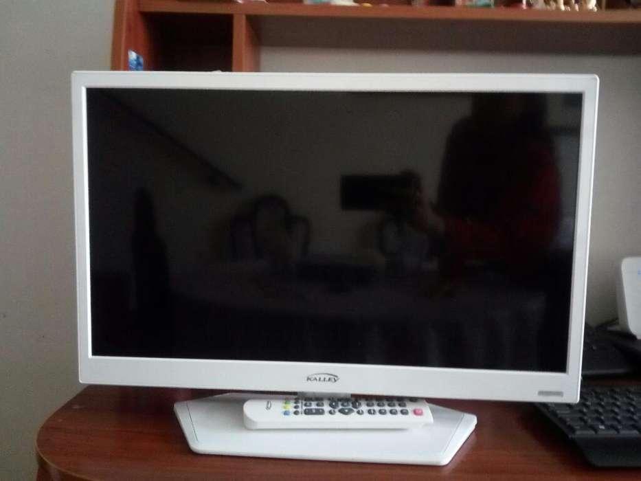 <strong>televisor</strong> Kalley 24pulgadas con Control