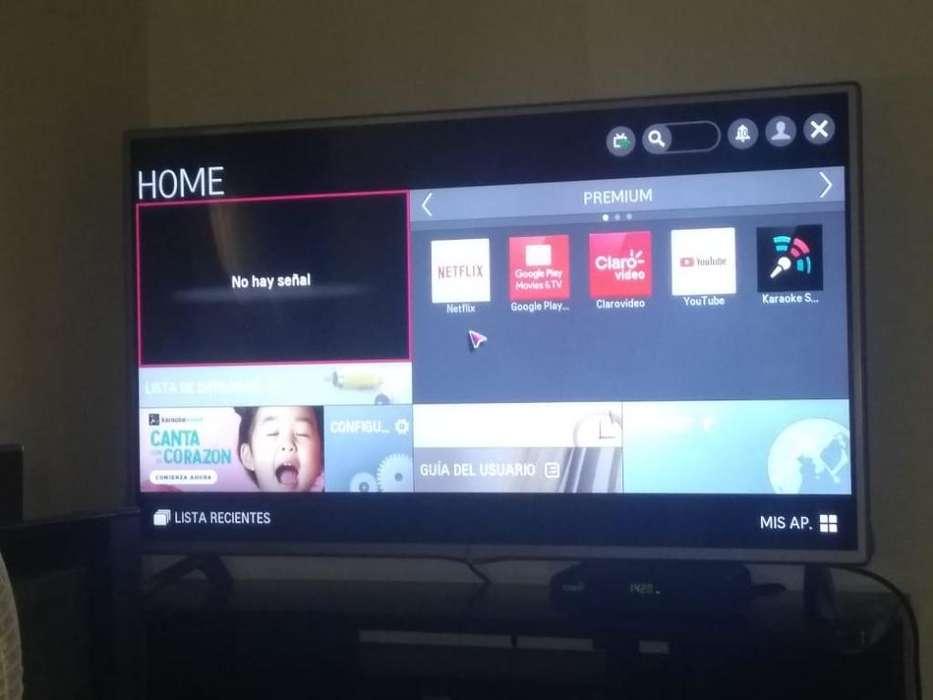 Vendo Tv Smart Barato
