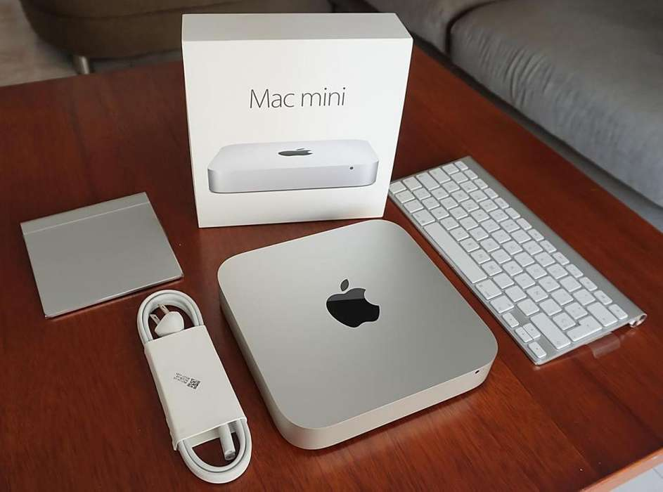 Mac Mini Intel Core I5 2.6 Ghz / 8gb Ram / 1tb Hd / 2014